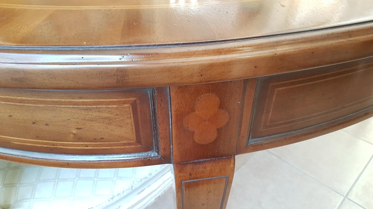 Arredamento contemporaneo mobili country su misura siena firenze tavolo ovale noce - Mobili su misura firenze ...