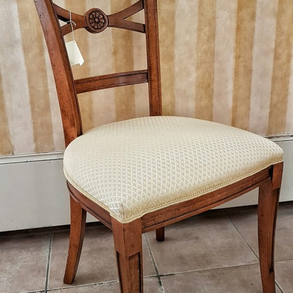 sedia-noce-fiocco-imbottita