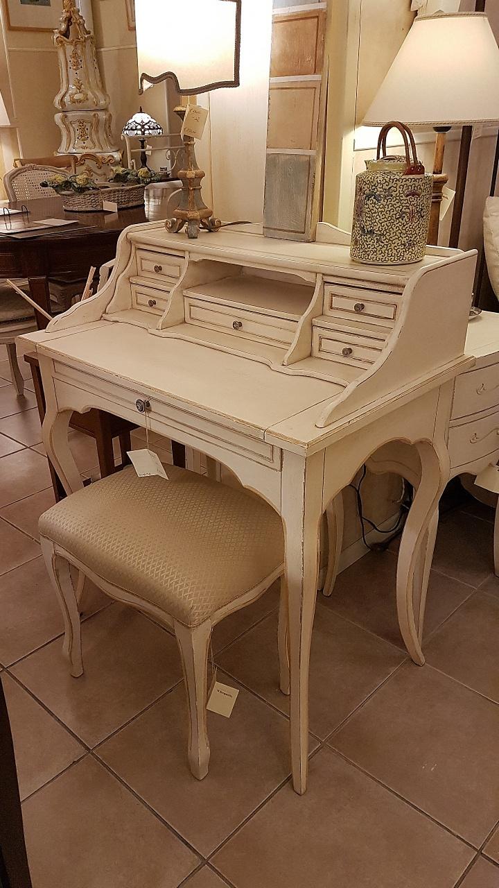 Arredamento contemporaneo mobili country su misura siena firenze scrittoio in legno di - Mobili su misura firenze ...