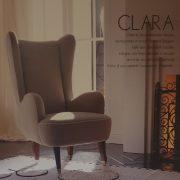 Poltrona Bergère modello Clara. Arredamento classico contemporaneo Siena e Firenze (8)