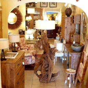 Lampada Root di Nature Design. Arredamento classico contemporaneo Siena e Firenze